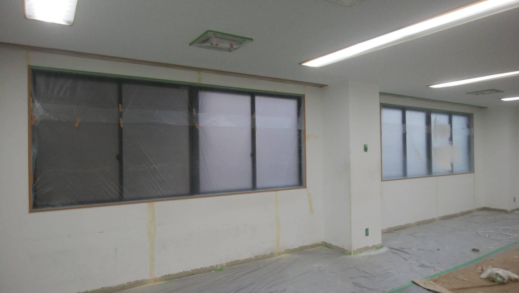 オフィス塗替え前 名古屋市オフィス原状回復工事
