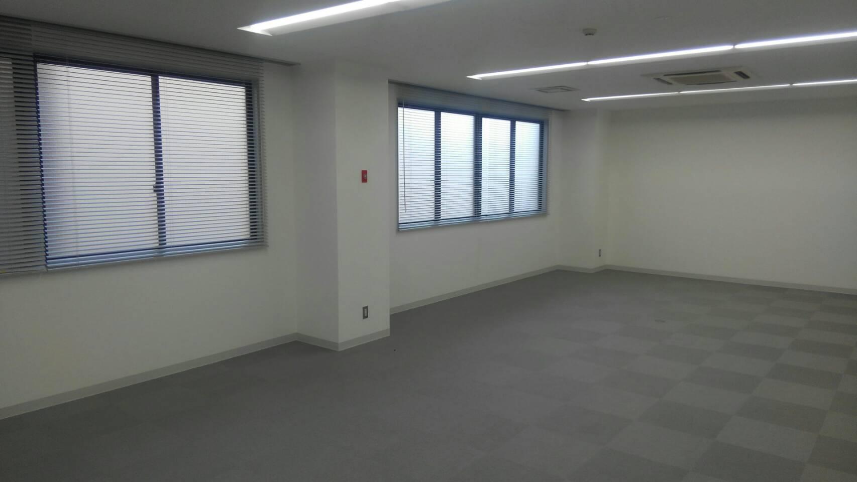 オフィス塗替え後 名古屋市オフィス原状回復工事