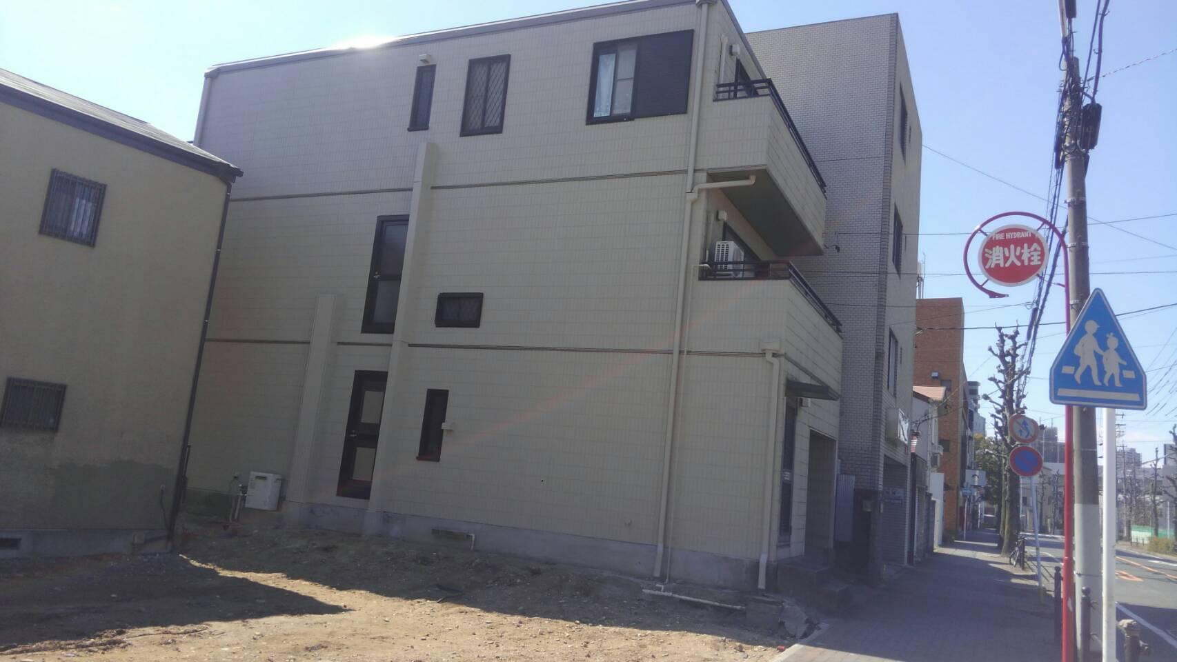 外壁塗替え後 名古屋市昭和区住宅塗替え工事